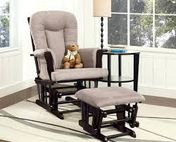 Rocking Chair With Ottoman For Nursery Nursery Rocking Chair Walmart Baby Relax Glider And Ottoman