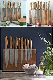 best way to store kitchen knives best way to store knives kitchen knife block set steak knives army