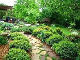 Sloped Backyard Landscaping Ideas Backyard Landscape Ideas U2013 Mobiledave Me