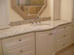 Bathroom Vanities Granite Top Bathroom Awesome Bathroom Interior Design Using White Bathroom
