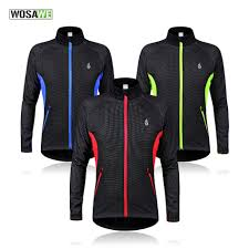 mtb jackets sale find more cycling jackets information about wosawe winter thermal