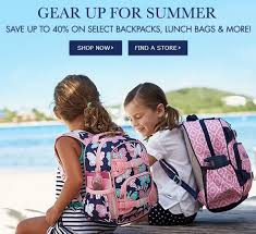 Free Shipping Pottery Barn Pottery Barn Kids Save Up To 40 On Select Backpacks Lunch Bags