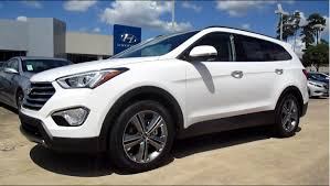 hyundai santa fe 2014 limited 2014 hyundai santa fe limited review