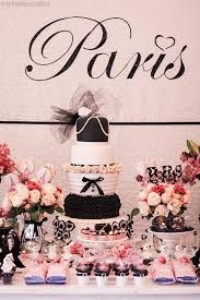 Chanel Party Decorations Kara U0027s Party Ideas Pink Paris Birthday Party Planning Ideas