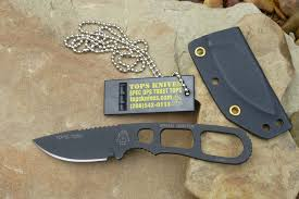 knives i think are cool but not a lot of other people have or