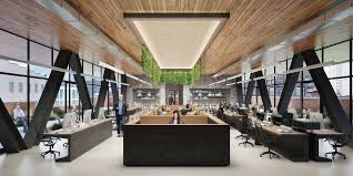 image result for warehouse interior structure o f f i c e