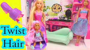 Barbie Doll Toys Video