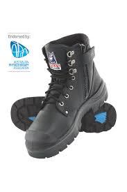 steel cap work boots