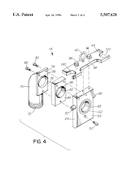patent us5507628 submersible pump lift out coupling google patents