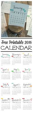 The Office Desk Calendar Free 2016 Printable Calendar Clean And Scentsible