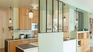 cuisine ouverte sur salon aménager une cuisine ouverte côté maison with regard to amenager