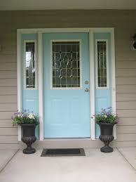 Teal Front Door by Mary Rose U0027s Cafe A Front Door Fix