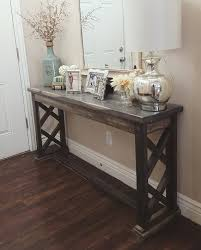 Entryway Table With Drawers Farmhouse Entry Table Rustic Farmhouse Entryway Table Sofa Table