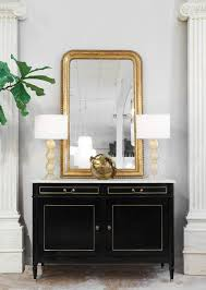 Period Bathroom Mirrors by Gold Leaf Louis Philippe Period Beaded Mirror At 1stdibs