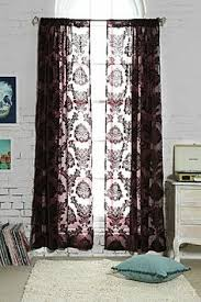 Plum And Bow Curtains Magical Thinking Velvet Curtain Velvet Curtains And Magical Thinking