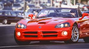 Dodge Viper Old - think the mazda miata is a good deal try this 500 hp dodge viper