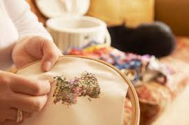 learn the five basic stitches in cross stitch