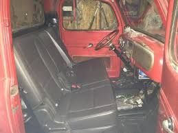 what bench seats will fit a 51 f1 ford truck enthusiasts forums