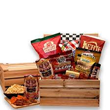 bacon gift basket the bacon gift crate makes a