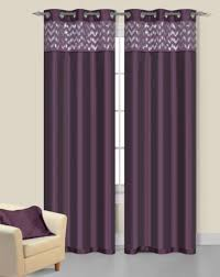 Plum Faux Silk Curtains 104 Best Purple Room Images On Pinterest Vinyls Creative Ideas