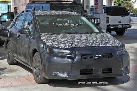 subaru impreza 2018 hatchback 2017 subaru impreza hatchback spied with sportier design