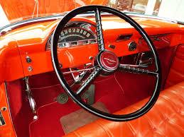 Vintage Ford Truck Steering Wheel - 1956 ford f100 big window pick up