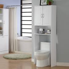 Over The Toilet Etagere Bathroom Ideas Bathroom Etagere Design With White Cabinet Ideas