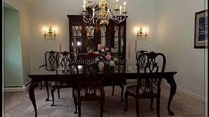 Ethan Allen Dining Room Set - Ethan allen dining room set