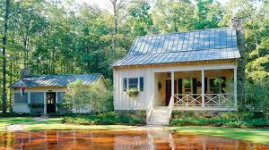 Vintage Southern House Plans by 21 Tiny Houses Southern Living