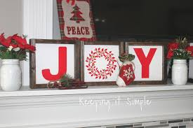 keeping it simple diy reversible halloween christmas farmhouse signs