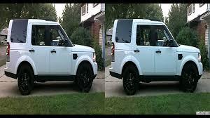 land rover lr4 lifted land rover lr4 ride height adjustment carsindepth com 3d video
