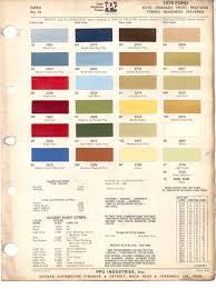 paint chips 1976 ford elite granada pinto mustang torino ranchero