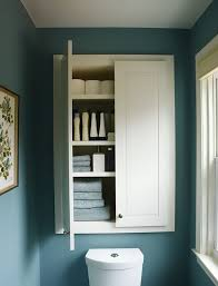 Bathroom Storage Above Toilet Lovable Bathroom Cabinet Toilet Throughout Cabinets Remodel 9