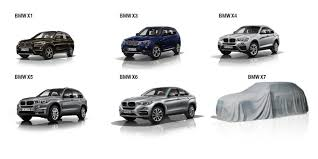 small cars black bmw x7 to get four seater flagship model small x2 in the works