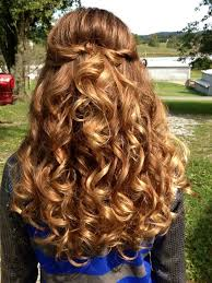 pre teen hair styles pictures girls pre teen pageant hair lots of soft curls sides swept up