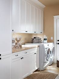 White Cabinets For Laundry Room White Laundry Room Cabinets Cabinets Used In The Laundry Room