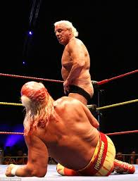 Ric Flair Memes - wwe s ric flair has genetic gift to repair body daily mail online