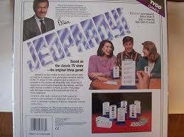 amazon com jeopardy board game toys u0026 games