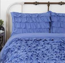 Ruffle Bedding Shabby Chic by 70 Best Shabby Bedding Images On Pinterest Bedding Queen Beds