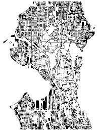 Seattle Map Free Printable Maps by Seattle Map Download