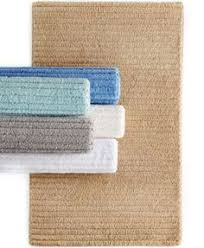 Macys Bath Rugs Martha Stewart Collection Plush Bath Towel Collection Only At
