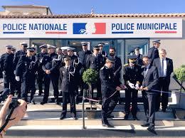 bureau de poste lattes actualités lattes inauguration des locaux mutualisés des polices