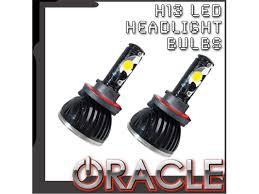 ford f150 headlight bulb 2004 2014 f150 oracle h13 led healight bulb kit 5219 001