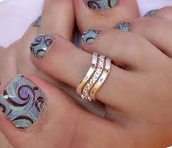 21 cute easy nail designs for toes stylepics