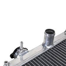 skunk2 alpha series half size dual core radiator manual trans