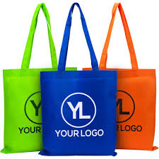 custom halloween bags promotional small eco friendly non woven tote bags with custom
