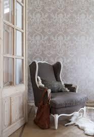 Vintage Holzverkleidung Vintage Tapeten Im Modernem Interieur Ein Stilmix
