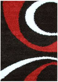 Red Rug Buy Notes Collection 7 Black And Red Rug At Cheapest Rugs Online