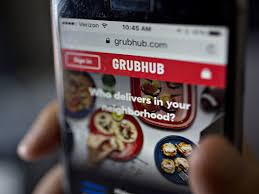 why grubhub is still america s most popular food delivery service