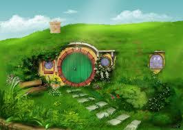 hobbit hole hole by maybellez on deviantart